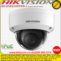 Hikvision DS-2CD2185FWD-I 8MP 6mm Fixed Lens 30m IR IP67, IK10 WDR PoE IP Network Dome Camera