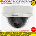 Hikvision DS-2CE56H8T-ITZF 5MP 2.8-12mm Motorised Varifocal Lens 60m IR Ultra - Low Light AHD/TVI EXIR Dome Camera