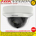 Hikvision DS-2CE56H8T-AITZF 5MP 2.7 mm to 13.5 mm motorized varifocal lens 60m IR Ultra Low Light WDR TVI/AHD/CVI/CVBS Dome Camera