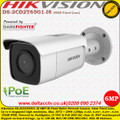 Hikvision DS-2CD2T65G1-I8 6MP 4mm fixed lens 80m IR Darkfighter IP67 WDR IP Network Bullet Camera
