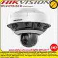 Hikvision DS-2DP0818Z-D (5MM) 8MP IP66 WDR Ultra-low illumination PanoVu series 8MP 180°Panoramic+PTZ Camera