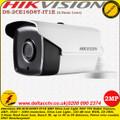 Hikvision DS-2CE16D8T-IT1E 2MP 2.8mm Fixed Lens 30m IR IP67 Ultra Low Light EXIR TVI PoC Bullet Camera