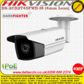 Hikvision DS-2CD2T45FWD-I8 4MP 4mm Fixed Lens 80m IR Darfighter Built-in microSD/SDHC/SDXC card slot IP67 Network Bullet Camera