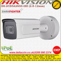 Hikvision DS-2CD5A26G0-IZS 2MP 2.8-12mm Motor-driven lens 50m IR Darkfighter,  Alarm I/O, IP67, IK10 Built-in microSD/SDHC/SDXC card slot, up to 256 GB IP Network Bullet Camera