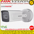 Hikvision DS-2CD5A26G0-IZHS 2MP 2.8-12mm Motor-driven lens 50m IR Darkfighter, Alarm I/O, IP67, IK10, Heater supported, Built-in microSD/SDHC/SDXC card slot, up to 256 GB IP Network Bullet Camera