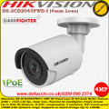 Hikvision DS-2CD2045FWD-I 4MP 4mm Fixed Lens 30m IR Darkfighter  EASYIP 3.0 IP67 IP Network Bullet Camera