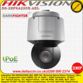 Hikvision DS-2DF6A225X-AEL 2MP 25× Optical Zoom, 16× Digital Zoom Darkfighter, 120 dB WDR, 3D DNR, HLC, BLC, 24 VAC &Hi-PoE H.265+ Video Compression Network Speed Dome Camera