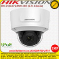 Hikvision DS-2CD2723G0-IZS 2MP 2.8mm-12mm Varifocal Lens 30m IR IP67, IK10 Built in Micro SD Card Slot Network Dome Camera