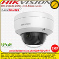 Hikvision DS-2CD2126G1-I 2MP 2.8mm Fixed Lens 30m IR Darkfighter AcuSense Support on-board storage, up to 128 GB Indoor Network Dome Camera