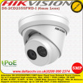 Hikvision DS-2CD2355FWD-I 5MP 6mm Fixed Lens 30m IR IP67 WDR 3D DNR, Support on-board storage, up to 128 GB Network  Turret Camera
