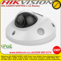Hikvision DS-2XM6726FWD-I 2MP 2.8mm Fixed Lens 30m IR WDR IP67 IK10 Mobile Vehicle Mini Dome Network Camera