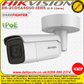 Hikvision DS-2CD5A46G0-IZHS 4MP 2.8-12mm Motor-Driven Lens 50m IR Distance Darkfighter Built-in micro SD/SDHC/SDXC card slot IP67 IK10 PoE Alarm I/O Suport HEATER Network Bullert Camera