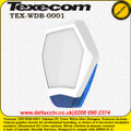 Texecom TEX-WDB-0001 Odyssey X1 Cover White/blue Hexagon