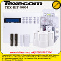 Texecom TEX-KIT-0004 64 Zone Self-Contained Wireless Kit with Sounder