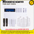 Texecom TEX-KIT-0003 64 Zone Self-Contained Wireless Kit