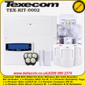 Texecom TEX-KIT-0002 64 Zone Wireless Kit with Sounder