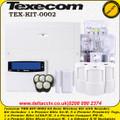 Texecom TEX-KIT-0002 64 Zone Wireless Kit with Sounder