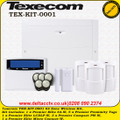 Texecom TEX-KIT-0001 64 Zone Wireless Kit