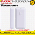 Texecom TEX-GHA-0001 Miniature wireless contact with Ricochet Mesh Technology