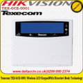 Texecom  TEX-GCE-0001 Wireless LCD keypad with Ricochet mesh technology