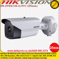 Hikvision  DS-2TD2136-25/V1  25mm fixed lens thermal network bullet camera