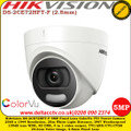 Hikvision DS-2CE72HFT-F 5MP 2.8mm Fixed Lens IP67 4 in 1 video output TVI/AHD/CVI/CVBS ColorVu Turret Camera