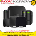Starter kit for the Ajax security system HUBKIT3 - BLACK