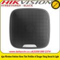 Ajax STREETSIREN - BLACK Wireless outdoor siren that notifies of danger using sound and light