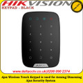 Ajax KEYPAD - BLACK Wireless touch keypad is used for arming/disarming of Ajax security system