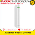 Ajax GLASSPROTECT - WHITE Small wireless detector