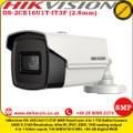 Hikvision DS-2CE16U1T-IT3F 8MP 2.8mm fxed lens 60m IR IP67 4 in 1 TVI Bullet Camera