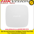 Ajax HUBPLUS - WHITE Second-generation intelligent control panel with four communication channels