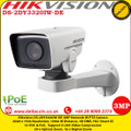 Hikvision - DS-2DY3320IW-DE 3MP 20× Optical Zoom, 16× Digital Zoom Up to 100m IR distance H.265 video compression  WDR PoE Network IR PTZ Camera