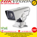Hikvision - DS-2DY3320IW-DE4 3MP 20× Optical Zoom 16× Digital Zoom Up to 100m IR distance H.265 video compression  WDR PoE Network IR PTZ Camera