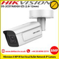 Hikvison DS-2CD7A85G0-IZS 8MP 2.8 to 12mm Vari-Focal motor-driven lens 50m IR 120 dB WDR IP67 IK10 Bullet Network IP Camera