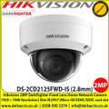 Hikvision DS-2CD2125FWD-IS Darkfighter 2MP 2.8mm fixed lens 30m IR IP67 WDR CCTV IP Network Dome Camera