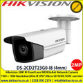 Hikvision DS-2CD2T23G0-I8 2MP 4mm fixed lens 80m IR IP CCTV Bullet Network Camera