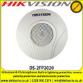 Hikvision DS-2FP2020 HI-FI microphone, High sensitivity omnidirectional capacitor microphone, omnidirectional pickup sound clearly and naturally