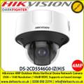 Hikvision DS-2CD5546G0-IZ(H)S 4MP DarkFighter Outdoor Moto Varifocal Dome Network Camera, 140 dB WDR,  2.8 to 12 mm motorized varifocal lens, 30m IR,