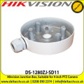 Hikvision Junction Box Suitable for 4-inch PTZ Camera (DS-1280ZJ-SD11)