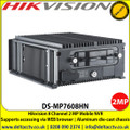 Hikvision Mobile NVR DS-MP7608HN 8 Channel 2 MP, Supports accessing via WEB browser, One CVBS video output interface
