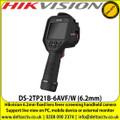 Hikvision Fever Screening Handheld Camera DS-2TP21B-6AVF/W