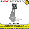 Hikvision Table stand for DS-K1T671TM-3XF - (DS-DM0701BL)