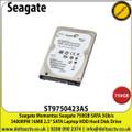 "Seagate Momentus Seagate 750GB SATA 3Gb/s  5400RPM 16MB 2.5"" SATA Laptop HDD Hard Disk Drive - ST9750423AS"