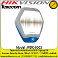 Texecom WDC-0002 Sounder External B/P Odyssey X-B, Texecom Security Alarm - Wired - 16 V DC - 115 dB(A) - Audible