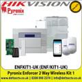 Pyronix - Enforcer 2 Way Wireless Kit 1 Enforcer Kit - ENFKIT1-UK