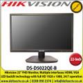 """Hikvision - 21.5"""" Led Full HD 1920×1080 HDMI-VGA Monitor - DS-D5022QE-B"""
