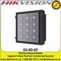 Hikvision - Keypad Module, Supports Unlock The Door via Entering Password - DS-KD-KP