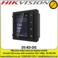 Hikvision - Video Intercom Display Module, 3.5-inch LCD Screen With Resolution 320 × 480p - DS-KD-DIS