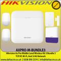 Hikvision Ax Pro Middle Level Wireless Kit 3 Bundle 3 - AXPRO-M-BUNDLE3